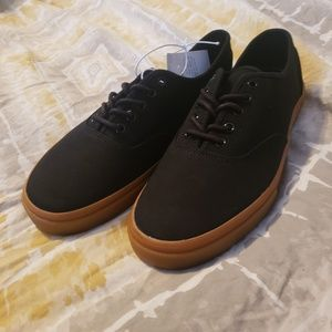 Black/brown casual shoes